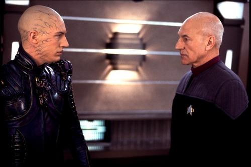 Shinzon & Picard