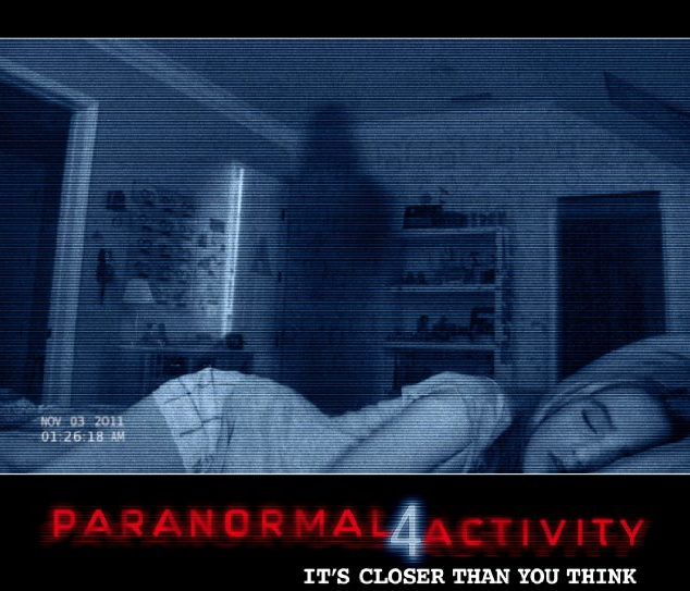 Paranormal 4