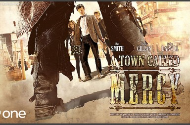 Doctor Who - A Town Called Mercy - Poster