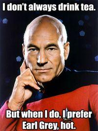 Picard - Earl Grey