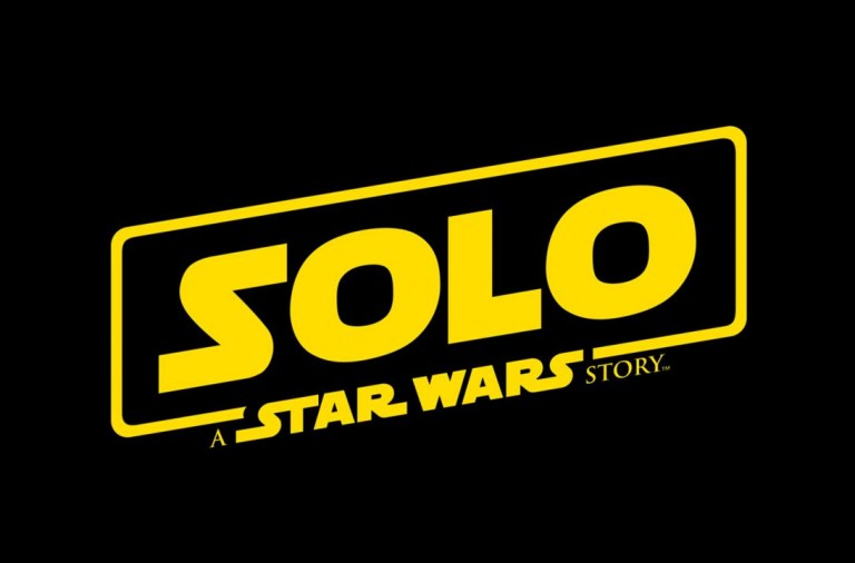 Movie Logo for Solo : A Star Wars Story