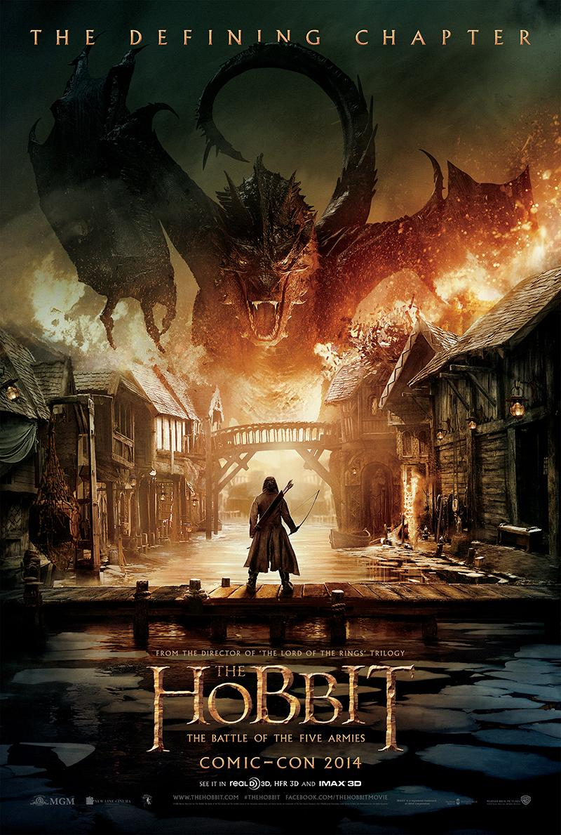 the-hobbit-the-battle-of-the-five-armies-first-poster-hd